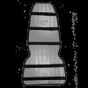 آتل بلند پا تخت LLB - F 402